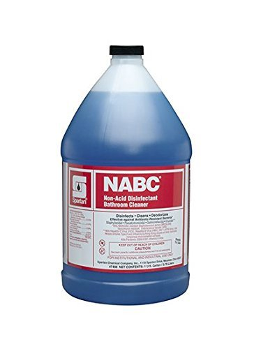 Spartan NABC - Bathroom Cleaner, -
