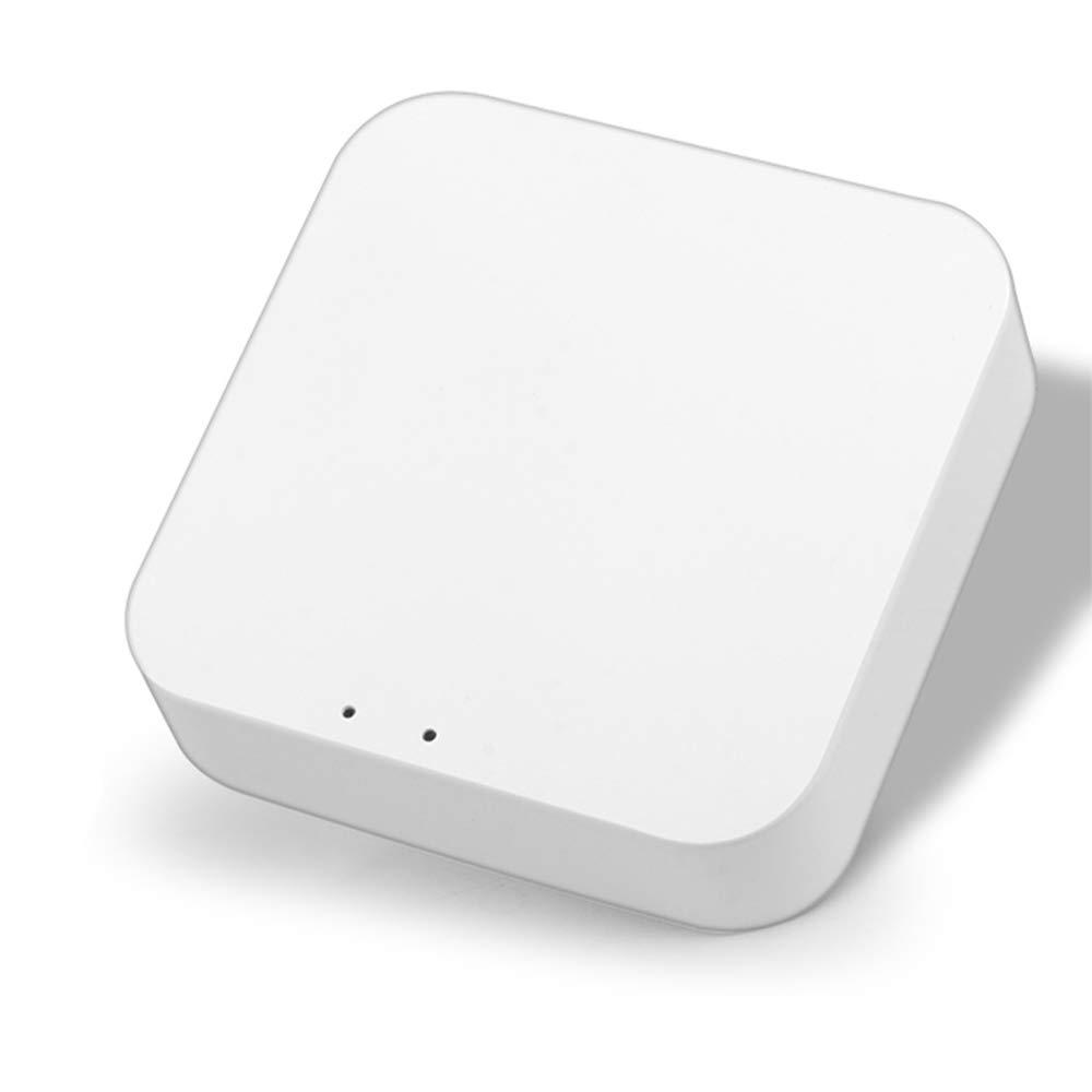 Galapara Smart Gateway Hub Smart Home Bridge Smart Life App Control Remoto inal/ámbrico para Tuya ZigBee 3.0 Todos los Productos Inteligentes