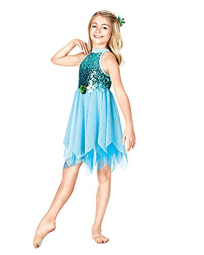 Danse Costume Salsa (dancewear ballet tutu dress for kids children women professional dance costumes justaucorps de danse pour les femmes)