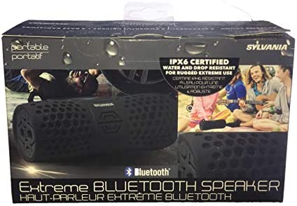 Extreme Bluetooth Speaker