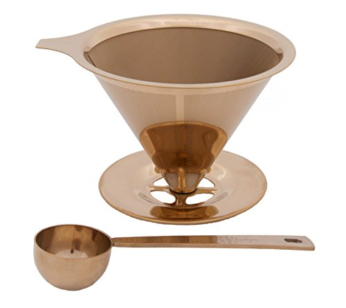 Stainless Steel Coffee Filter Dripper product image