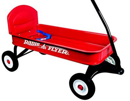 Radio Flyer - Ranger Wagon, Active Play Set, Educational Toys, 2017 Christmas Toys