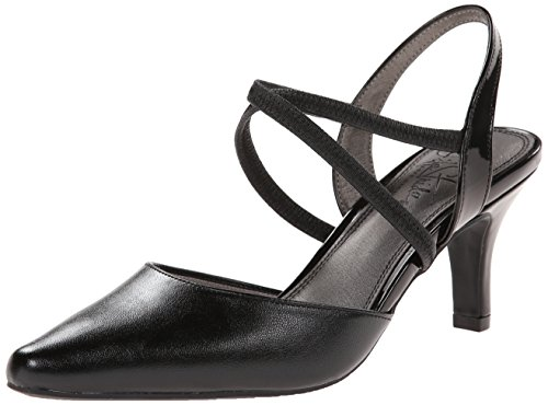 Black Dress LifeStride Kalea Pump Damen wqCC61ag