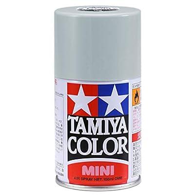 Tamiya America, Inc Spray Lacquer TS083 Metallic Silver, TAM85083: Toys & Games