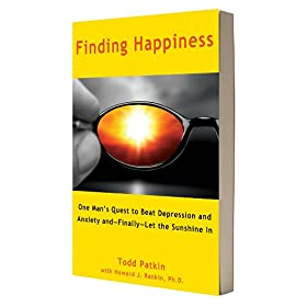 Learn more about the book, Finding Happiness: One Man's Quest to Beat Depression and Anxiety and Finally Let the Sunshine In