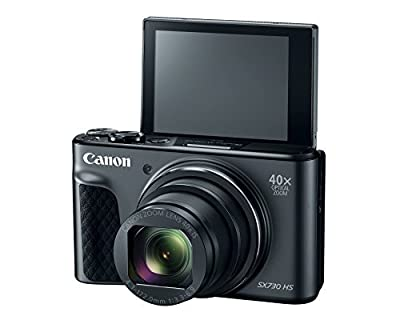 Canon PowerShot SX730 HS (Black) from Canon