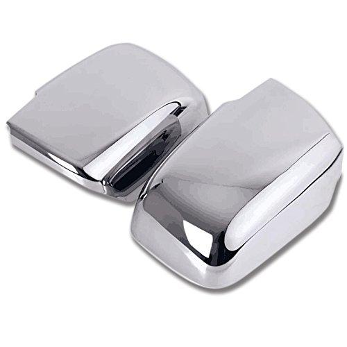 YUZHONGTIAN NSXT08130040 Chrome Side Door Wing Mirror Covers Protecter Trim YUZHONGTIAN Auto Trims Co. Ltd