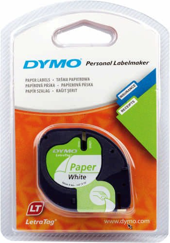 DYMO LetraTag EtikettenBand Starter Pack 5411313912419