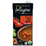 Imagine Foods Low Sodium Beef Broth (12x32 Oz)