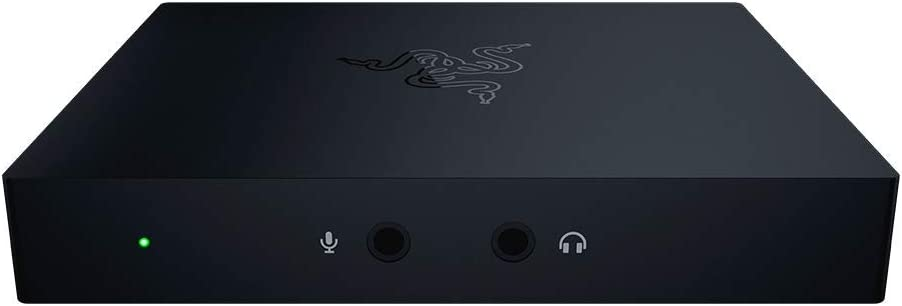 Razer Ripsaw HD Game Streaming Capture Card: 4K Passthrough - 1080P FHD 60 FPS Recording - Compatible W/PC, PS4, Xbox One, Nintendo Switch