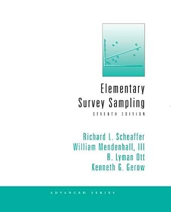 Counting Number worksheets maths probability worksheets : Elementary Survey Sampling 007, Richard L. Scheaffer, III, William ...