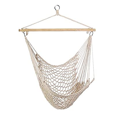 "StealStreet SS-EG-35330 46"" Hammock Swing Chair: Home & Kitchen"