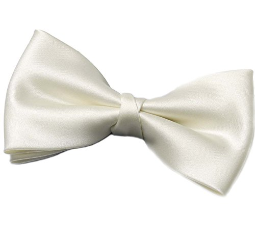 Tok Tok Designs/® Boys Bow Ties Cream Color BK6