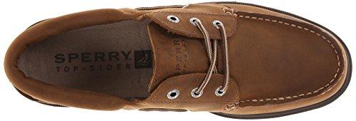 Sperry Top Sider A/O LUG 3-EYE WP - Zapato brogue de cuero hombre marrón - marrón (Tan)