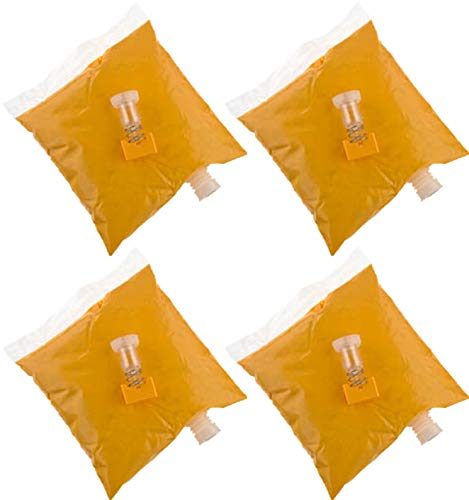 Sharp Cheddar Cheese Sauce, Bag with VALVES , 80 Ounce -- 4 Case
