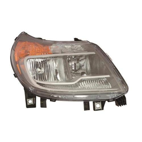 Go Parts Compatible 2014 2017 Dodge Ram Promaster 1500 Headlight Headlamp Assembly Replacement Front Right Passenger Nsf Certified Ch2503254n