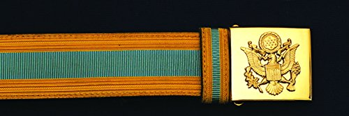 US Army Officer's Ceremonial Belt -