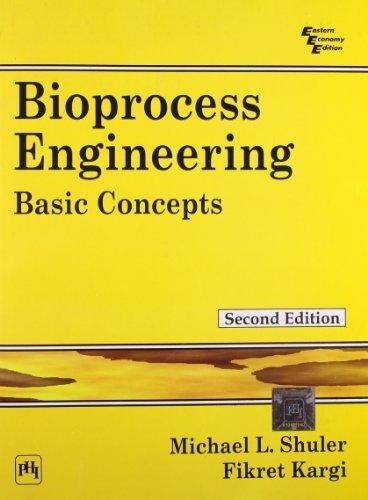 By Michael L. Shuler BIOPROCESS ENGINEERING >INTL.E (2nd) [Paperback] (Bioprocess Engineering Shuler)