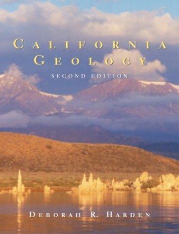 California Geology 2nd Edition