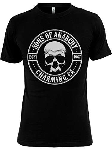 Sons of Anarchy Seal T-Shirt black