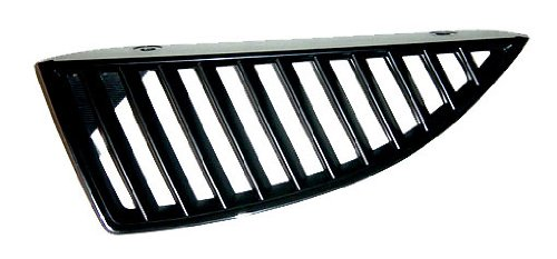 Unknown OE Replacement Mitsubishi Lancer Driver Side Grille Assembly Partslink Number MI1200239