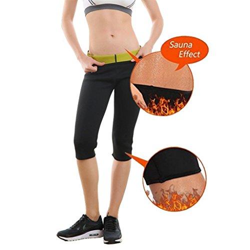 69364ade8a21a Women s Hot Sweat Slimming Neoprene Vest Pants Body Shaper for - Import It  All