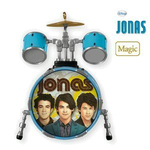Hallmark Ornament Rock Out Disney Jonas Brothers 2010 - Little Brother Ornament