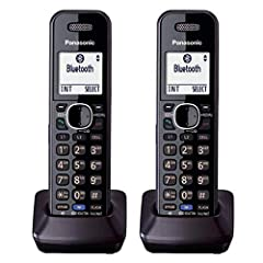 KX-TGA950B Features:   New DECT 6.0 Plus Technology - Interference Free Communication - Increased Clarity / Enhanced Security - Wider Range / Network Friendly 1.9GHz Extra Handset / Charger - Dedicated for Cordless Phones by the FCC - 30% Bat...