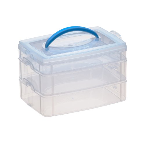 (Snapware Snap 'N Stack 3-Layer Home Storage Container (6-Inches by 9-Inches))