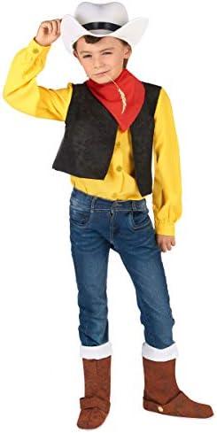 Generique - Disfraz Lucky Luke niño XS 3-4 años (92-104 cm): Amazon.es: Juguetes y juegos
