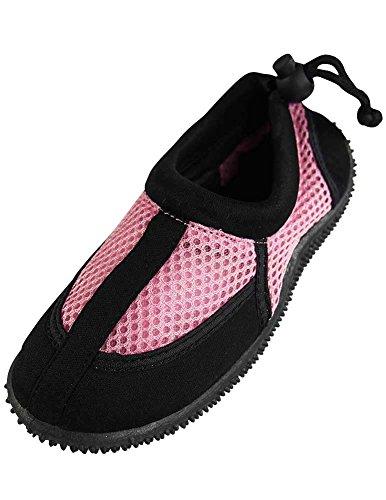 Sunville Kids Flat Adjustable Heel