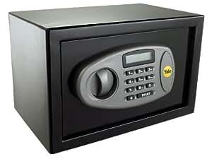 Yale Locks YMS - Caja fuerte (pantalla digital, tamaño mediano, 25 cm)