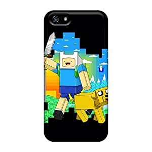 LastMemory For HTC One M8 Phone Case Cover Well-designed Hard Adventure Time Friends Protector