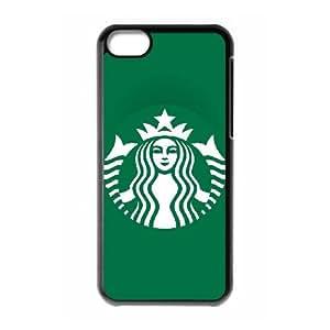 Starbucks iPhone 5c Cell Phone Case Black Kbfxy