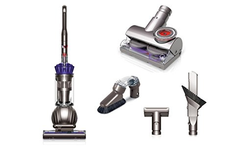 Dyson Ball Animal Upright Vacuum, Purple (Certified Refurbished)