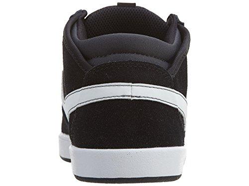 Muk Luks Mens 16270030 Pantofole Gavin, Grigio Medio, Grande (12-13) Nero / Bianco / Antracite / Grigio Freddo