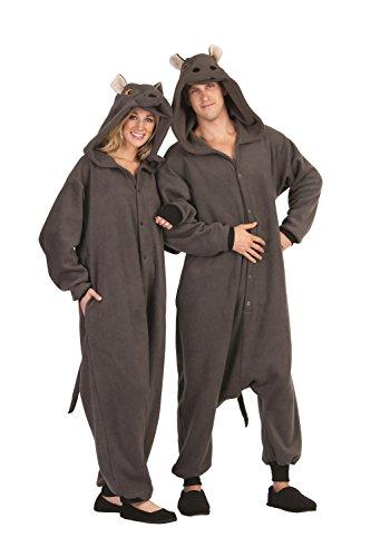 RG Costumes Harper Hippo, Gray, One (Hippo Costume)