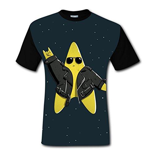 Weinike 2017 most popular Rockstar So Cool tee shirts T-shirts For Men (Rockstar Custome)