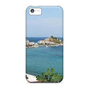 Tpu Case For Iphone 5c With LauraGroffle Design