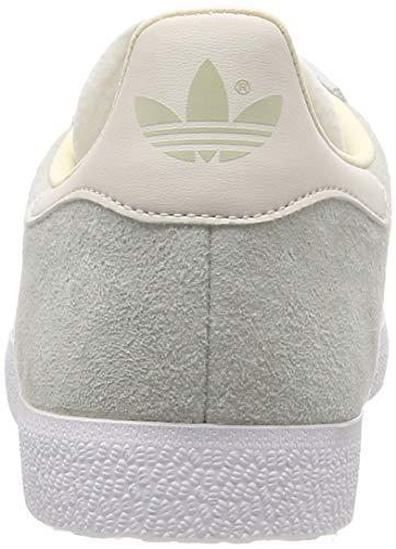 W ecru Gazelle S18 Adidas Brown ash Argento Silver clear Tint Apqqw05