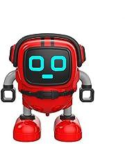 YuWei Smart Robot Gyro kids Toys, Mini Robot Gyroscope DIY Robot Toys Spinning Top Robot Pull Back Inertia Intelligence Toys for 5-12 year old kids Children Best Birthday Gifts