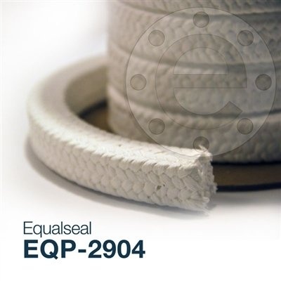 EQP-2904 - PTFE FDA Filament Packing - 1/2'' Cross Section - 1 Lb. by Equalseal