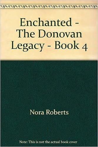 Enchanted (The Donovan Legacy, Book 4)