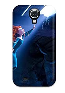 Galaxy S4 Brave 51 Print High Quality Tpu Gel Frame Case Cover by mcsharks