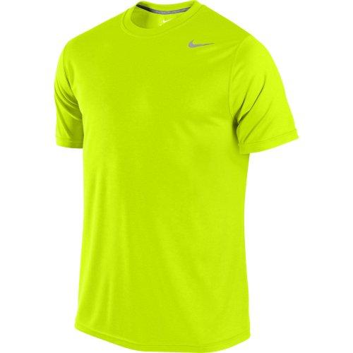 El Más Barato En Línea Barata Nike Legend Poly SS Tee–Maglietta a maniche corte per uomo Giallo/verde lime/argento Mejor Lugar Para Comprar En Línea Venta Mejores Precios IqYSi4OjG1