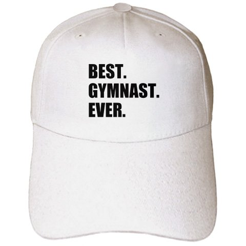 Best Gymnast Ever - fun gift for  gymnastics athletes