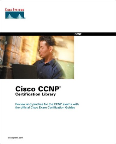 Cisco CCNP Certification Library (4 Book Box Set)