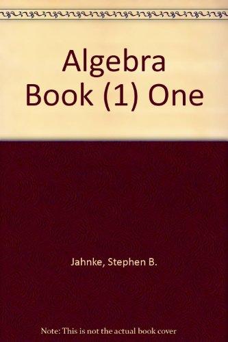 Algebra Book (1) One