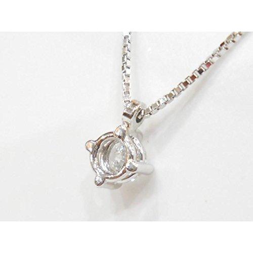 Collier davite clns9or blanc diamant