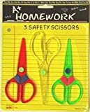 DDI - Scissors - School Safety - 3 pack (Cases of 96 items)
